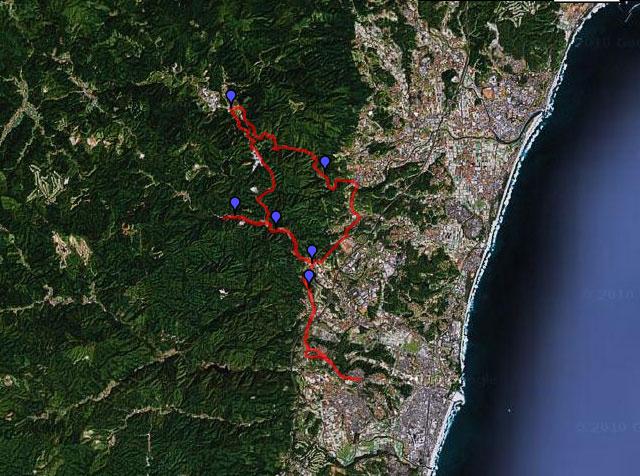 2010/07/23衛星写真