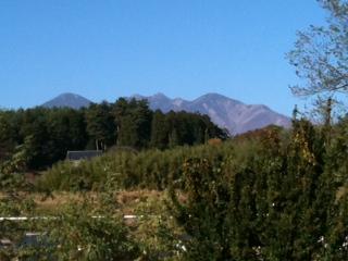 29日の山