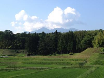 初夏の八ヶ岳