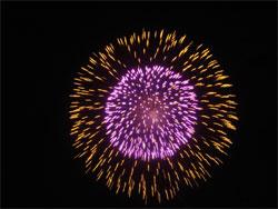 神明の花火2