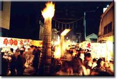 吉田の火祭り4