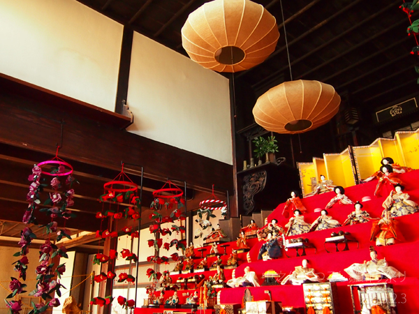 2013中之作つるし雛飾り祭り11