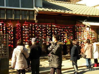 2013中之作つるし雛飾り祭り2