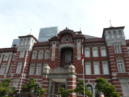 東京駅丸の内駅舎 1