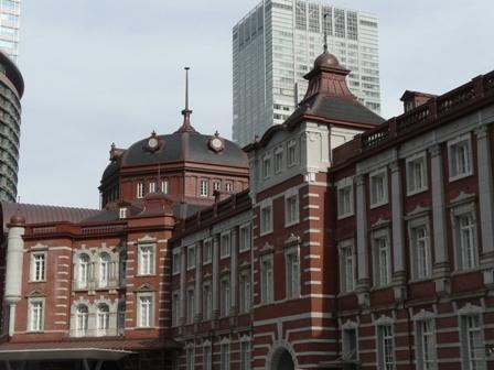 東京駅丸の内駅舎 2