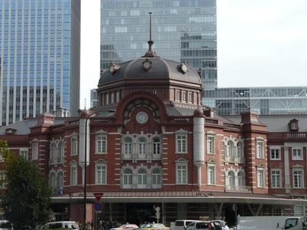 東京駅丸の内駅舎 7