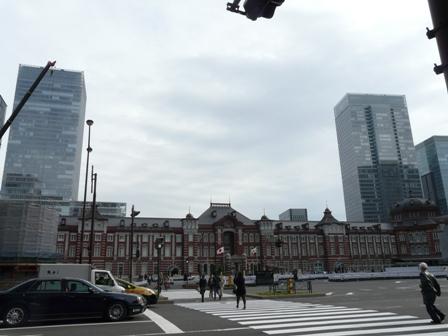 東京駅丸の内駅舎 8