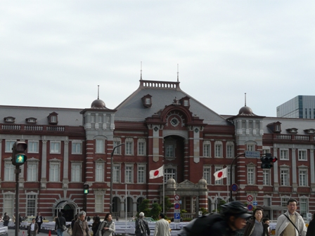 東京駅丸の内駅舎 9
