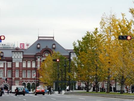 東京駅丸の内駅舎 10