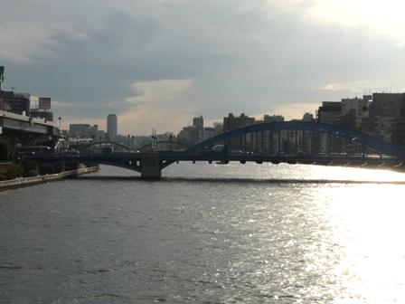浅草・吾妻橋付近 駒形橋