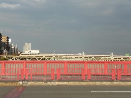 浅草・吾妻橋付近 東武スカイツリーライン 特急スペーシア 4