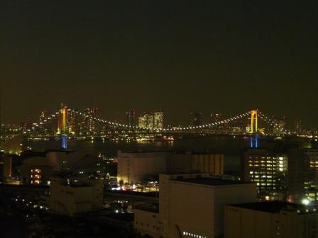ホテルからの夜景 4