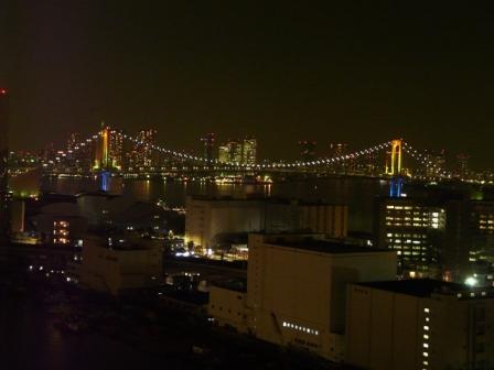ホテルからの夜景 6