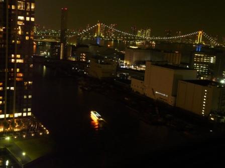 ホテルからの夜景 10