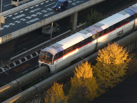 東京モノレール 3