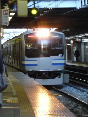 JR東日本 E217系電車