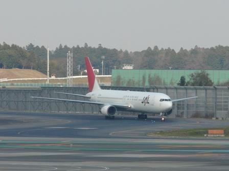 日本航空 3