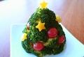 食べられるクリスマスツリー