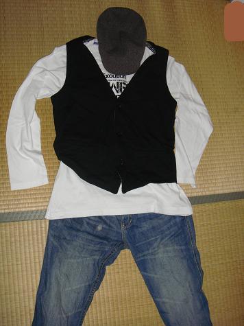当日の服装