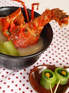 C.fish soup