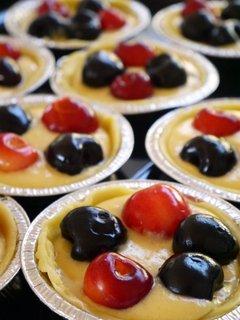 Tartlets (fresh)