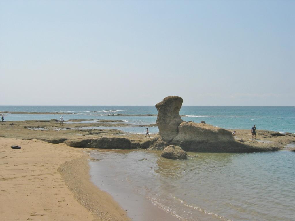千里の浜 (3)