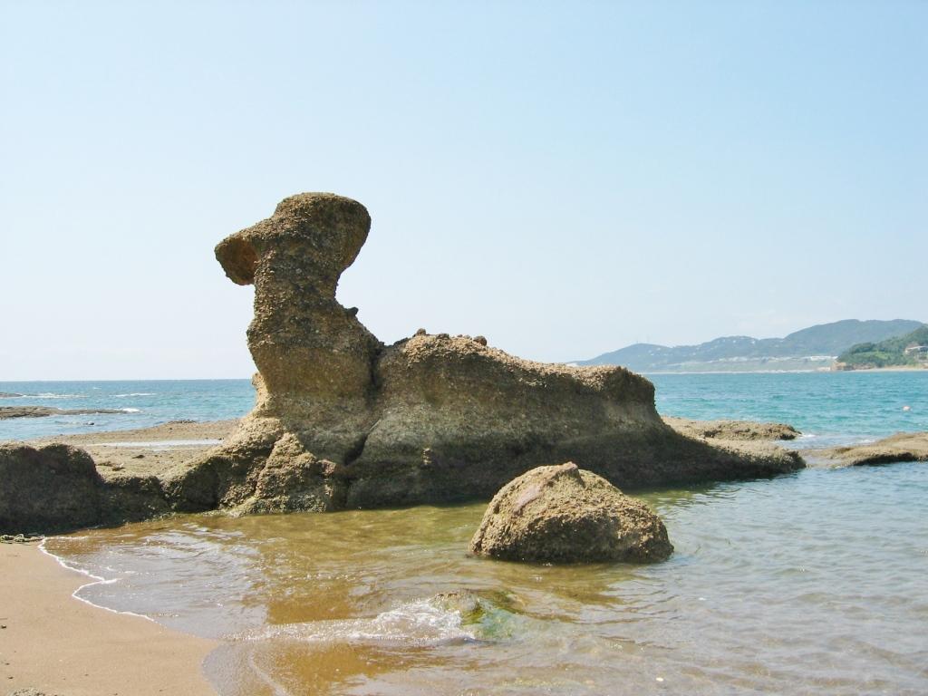 千里の浜 (4)