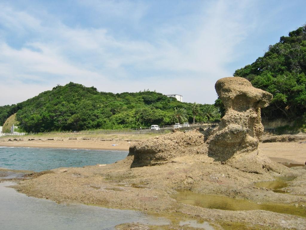 千里の浜 (13)