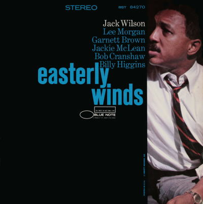 Jack Wilson Easterly Winds Blue Note BST 84270