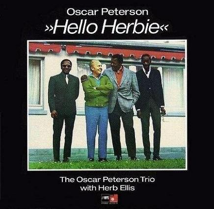 Oscar Peterson Hello Herbie  MPS