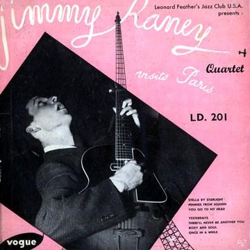 Jimmy Raney Visits Paris Vogue LD. 201