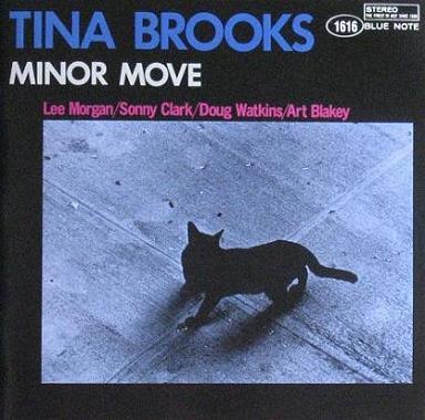Tina Brooks Minor Move Blue Note 1616
