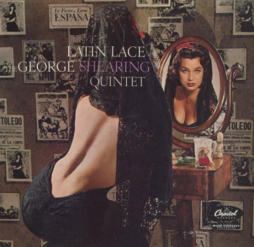 George Shearing Latin Lace Capitol T 1082