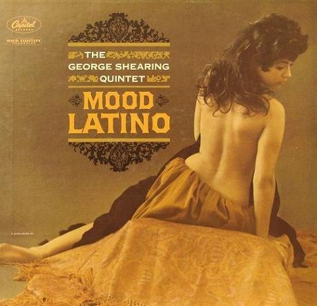 George Shearing Mood Latino Capitol T 1567