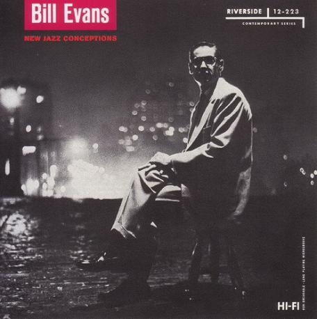 Bill Evans New Jazz Conception Riverside RLP 12-223