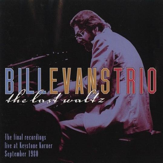 Bill Evans The Last Waltz Milestone 8MCD 4430-2