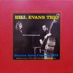 Bill Evans Buenos Aires Cocert 1973 Yellow Note Y 201