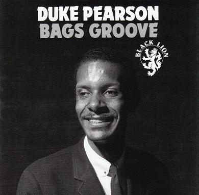 Duke Pearson Bags Groove Black Lion BLCD 760149