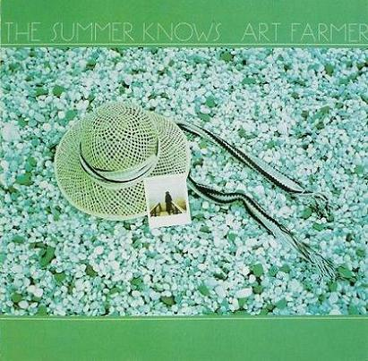 Art Farmer The Summer Knows East Wind EW 8047