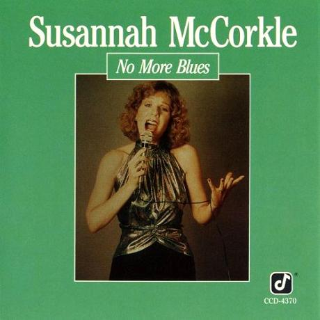 Susannah McCorkle No More Blues Concord CCD-4370