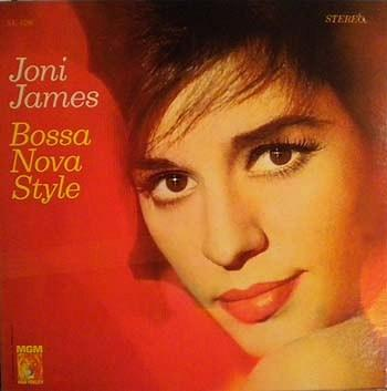 Joni James Bossa Nova Style MGM SE 4286