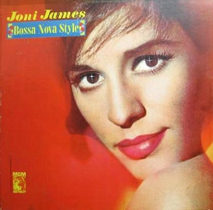 Joni James Bossa Nova Style MGM E 4286