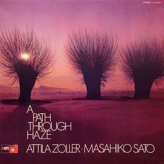 Attila Zoller A Path Through Haze MPS 21 21284-2