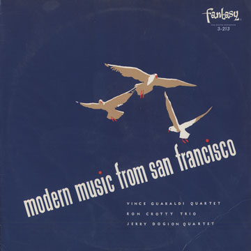 Modern Music From San Francisco Fantasy 3-213