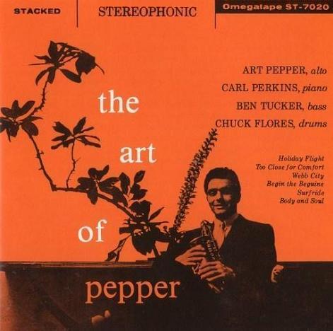 Art Pepper The Art Of Pepper Toshiba TOCJ-6838