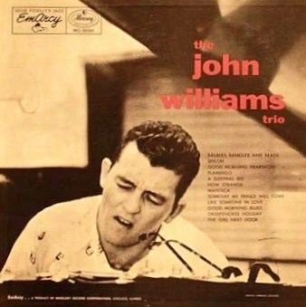 John Williams The John Williams Trio EmArcy MG 36061