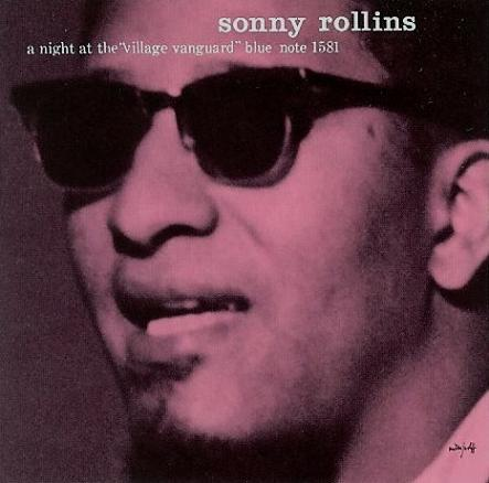 Sonny Rollins A Night At The Village Vanguard Blue Note BLP 1581