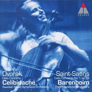 Jacqueline du Pre Dvorak Cello Concerto Teldec 8573-85340-2