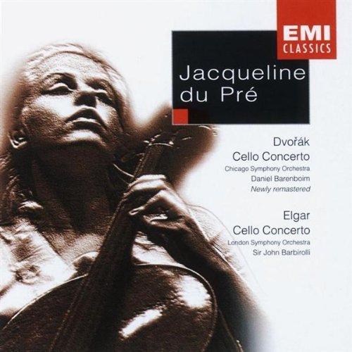 Jacqueline du Pre Dvorak Cello Concerto EMI Classics 5 55527 2