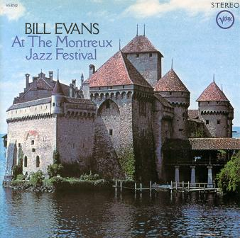 Bill Evans At Montreux Jazz Festival Verve V6-8762